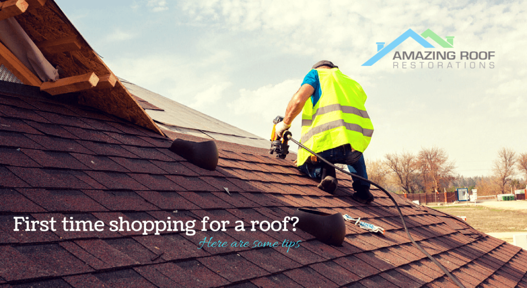 shopping for a roof