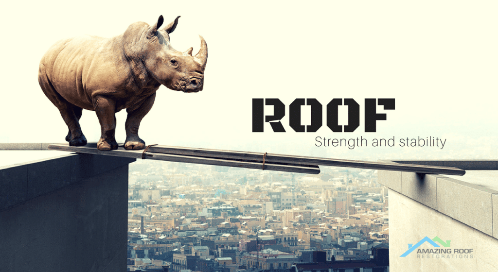 Can your roof manage its own weight? -