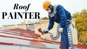 Qualities to look for in a roof painter