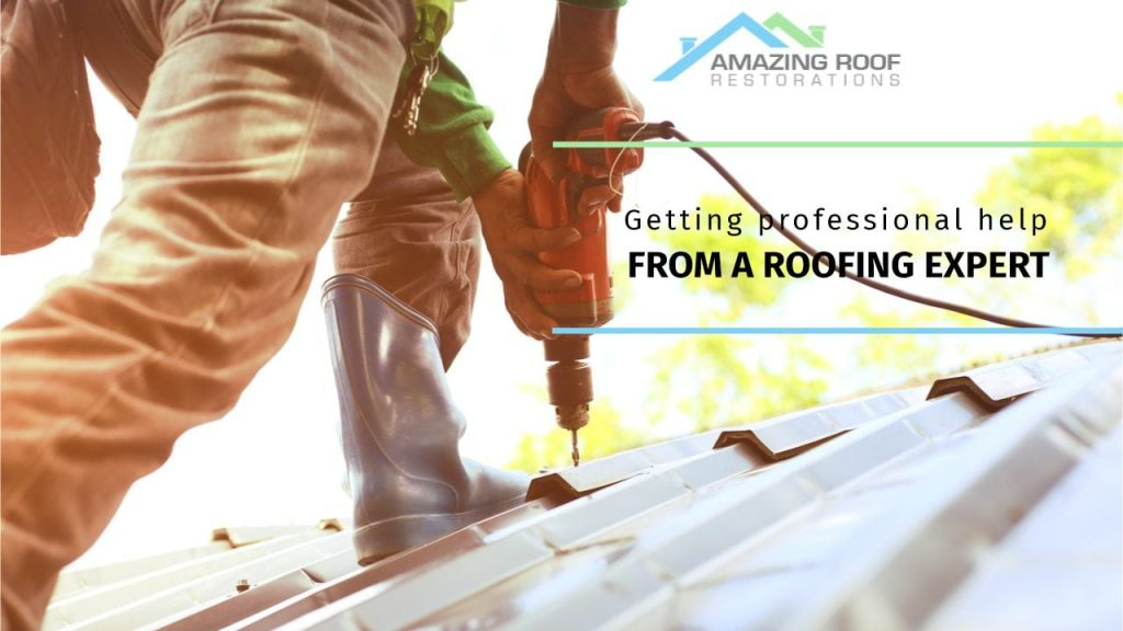 Why You Should Leave Metal Roof Painting to Professionals? -