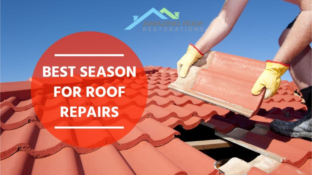 Best Season for Roof Repairs
