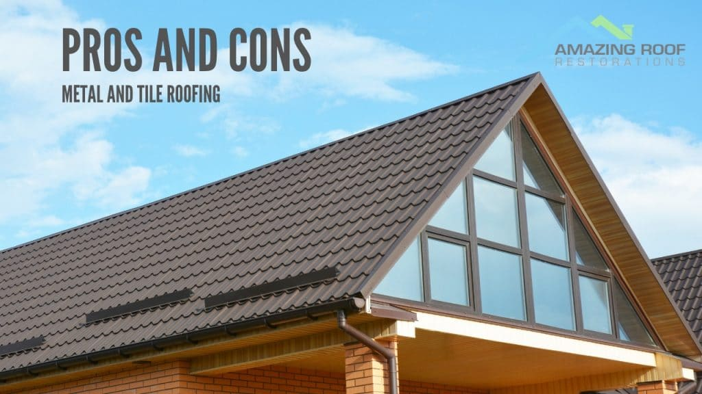 Metal vs. Tile: What is the Better Roof Choice? -