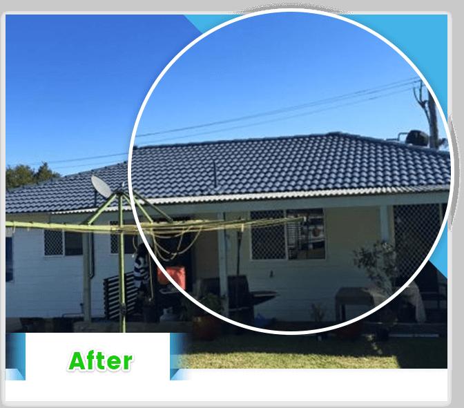Tile Roofing, Amazing Roof Restoration