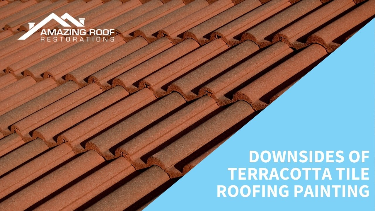Downsides of Terracotta Tile Roofing Painting