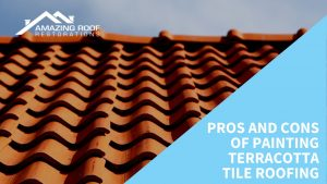 Pros and Cons of Painting Terracotta Tile Roofing